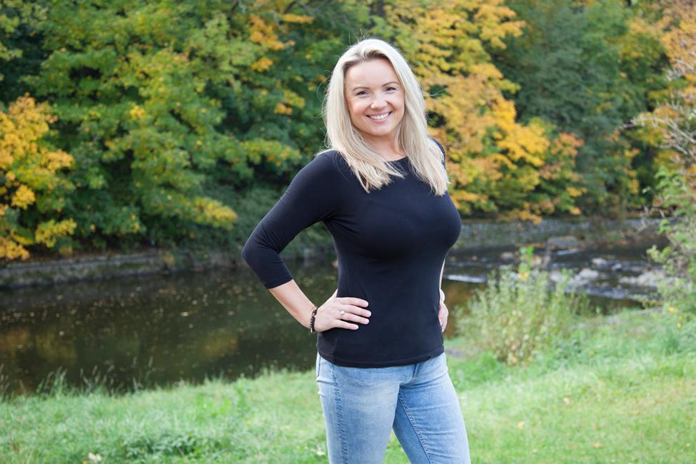 Daniela (37): liposukce břicha pomocí body-jet® byla bezbolestná