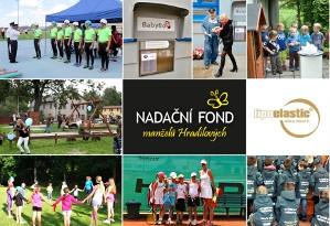 Nadační fond manželů Hradilových podpořil projekty za čtvrt milionu