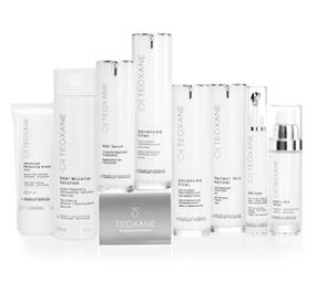 Kosmeceutické výrobky Teoxane