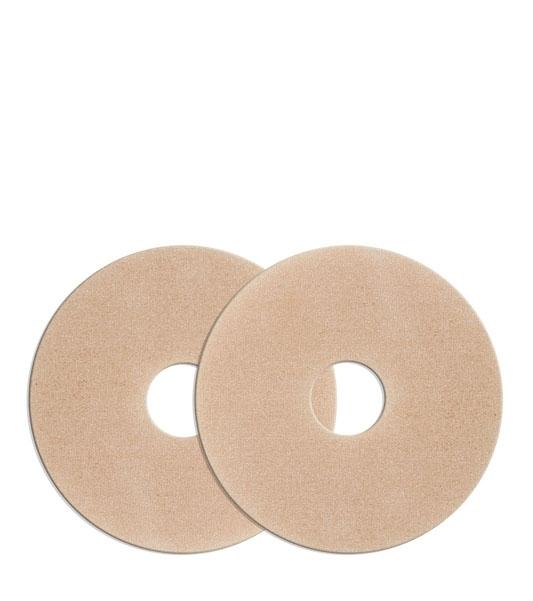 Epi-Derm – 2 ks kruhová tělová náplast (průměr 7,6 cm)