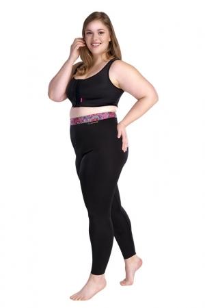 ACTIVE leggings - Zeštíhlující kompresní legíny proti zadržování vody v těle, celulitidě a otokům nohou - Lipoelastic.cz